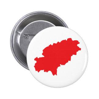 Ibiza countur icon pinback buttons