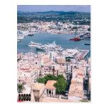 Ibiza Marina Postcard