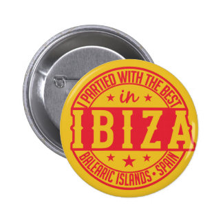IBIZA Spain buttons