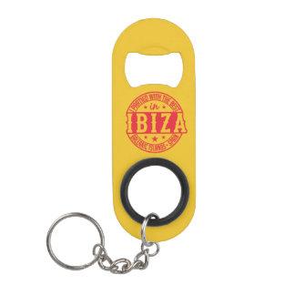 IBIZA Spain custom monogram bottle opener Mini Bottle Opener