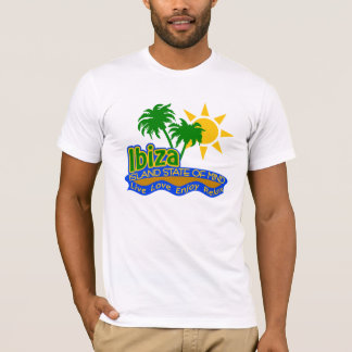 Ibiza State of Mind shirt - choose style & color