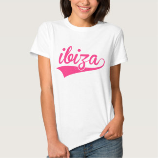 Ibiza Text 2 Tee Shirt