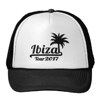 Ibiza Tour 2017 Trucker Hat