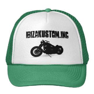 ibizakustom.inc trucker hat