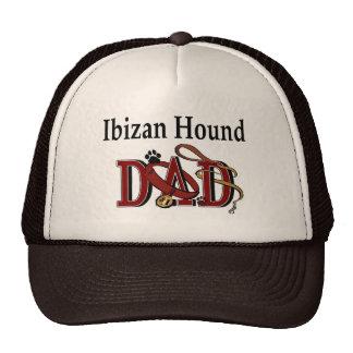 Ibizan Hound DAD Gifts Trucker Hat