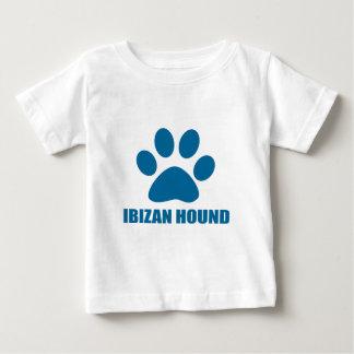 IBIZAN HOUND DOG DESIGNS BABY T-Shirt