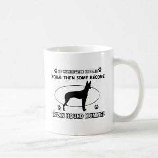 Ibizan Hound Dog  Designs Coffee Mug
