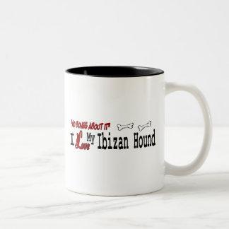 Ibizan Hound (I Love) Mug