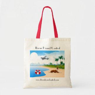 Ibizan Hound Islander Tote Bag