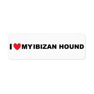 ibizan hound love