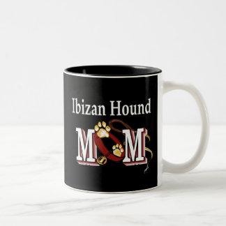 Ibizan Hound Mom Mug