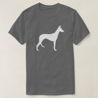 Ibizan Hound Silhouette T-Shirt