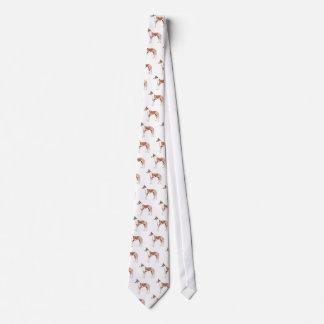 Ibizan Hound Tie
