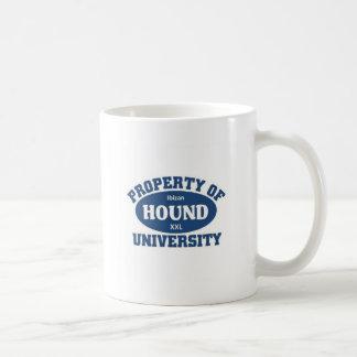 Ibizan Hound University Coffee Mug