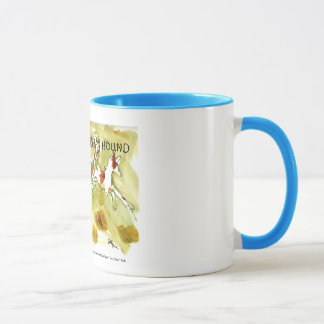 Ibizan Hound Watercolor Mug