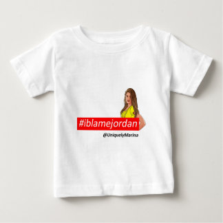 iblamejordan baby T-Shirt