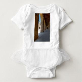 Ibn Tulun Mosque Cairo Baby Bodysuit