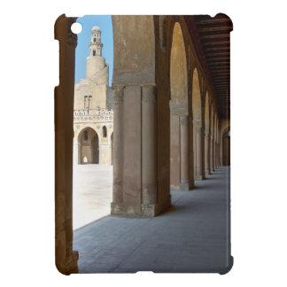 Ibn Tulun Mosque Cairo iPad Mini Cover