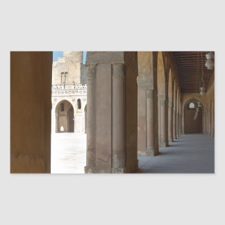 Ibn Tulun Mosque Cairo Sticker