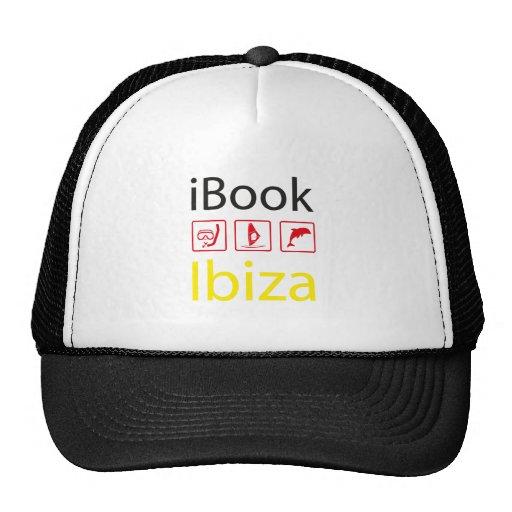 iBook Ibiza Mesh Hat