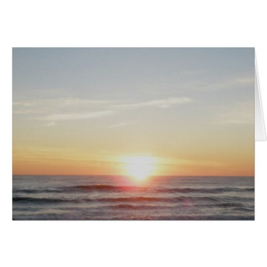 IBSP Sunset Note Card
