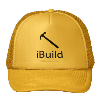 iBuild Trucker Hat