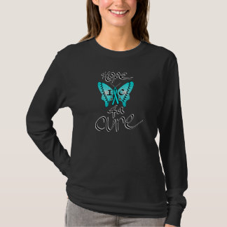 IC Butterfly Hope 4 a Cure T-Shirt