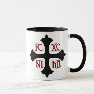 IC XC Cross Mug