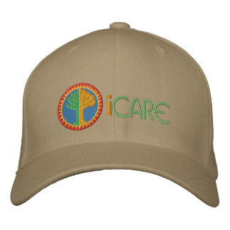 iCARE Embroidered Hat