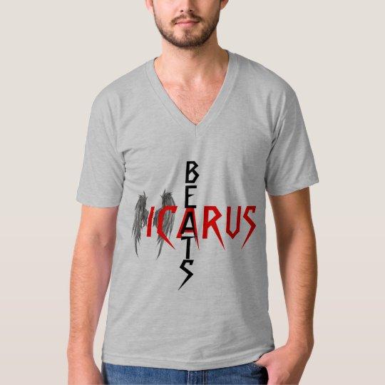 Icarus Beats Vneck T-Shirt