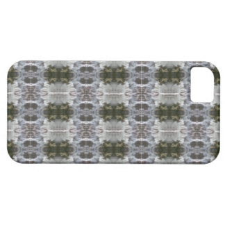 iCases with Frosted Abstract Design iPhone 5 Covers