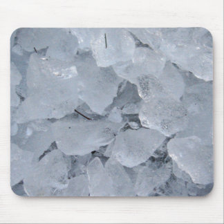Ice 02 mouse pad