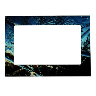 ice abstract magnetic frame