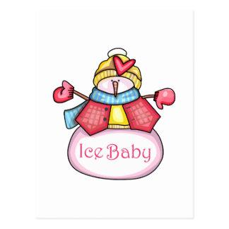 ICE BABY POSTCARD