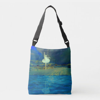 Ice Ballerina tote bag