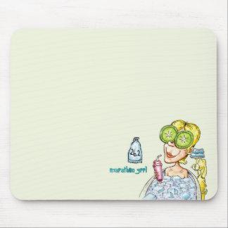 Ice Bath Mouse Pad
