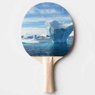 ICE BERG PING PONG PADDLE