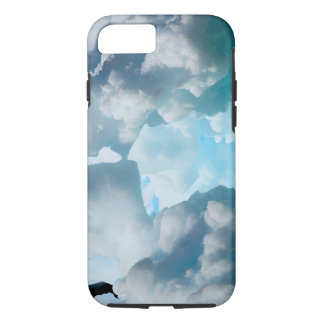Ice Bergs off of the southern tip of South iPhone 7 Case