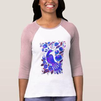 Ice bird petrykivka ukrainian art T-Shirt