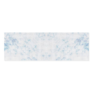 ice blue business cards
