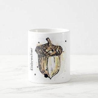 Ice-breaker, Ice Age, nut Coffee Mug
