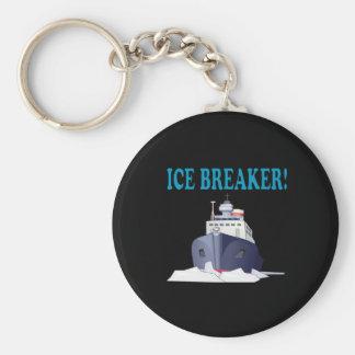 Ice Breaker Keychain
