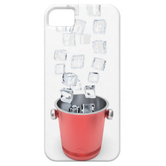 Ice bucket case for the iPhone 5