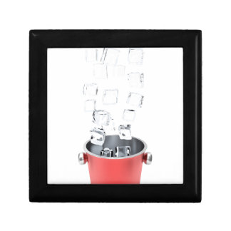 Ice bucket gift box