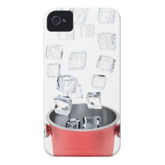 Ice bucket iPhone 4 case