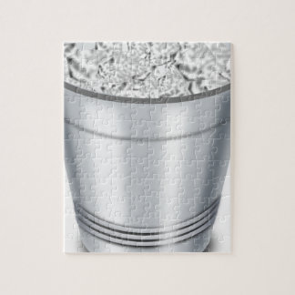 Ice Bucket Jigsaw Puzzle