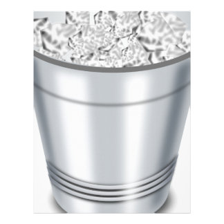 Ice Bucket Letterhead