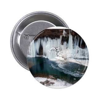 Ice Pinback Buttons
