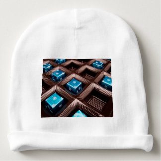 Ice candy cubes baby beanie