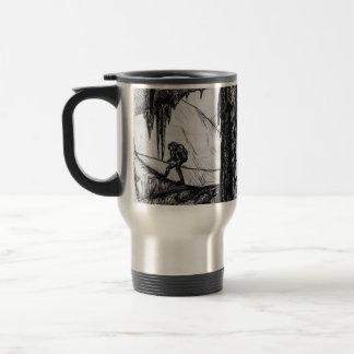 ice cave travel mug